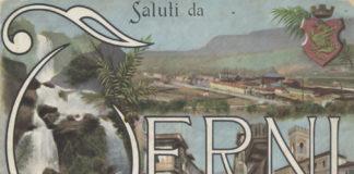 cartolina Terni