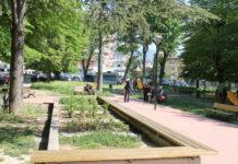 Giardini Via Martiri Libertà Terni