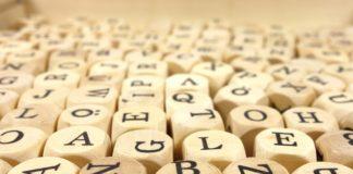 Dislessia lettere