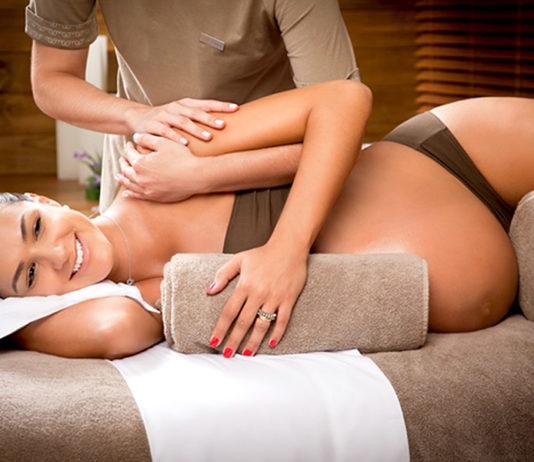Massaggio parto