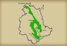 Umbria fiumi