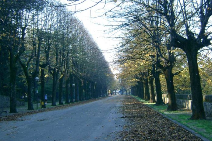 Passeggiata Terni