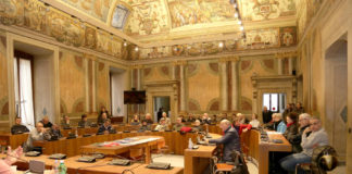 Sala Consiliare Terni