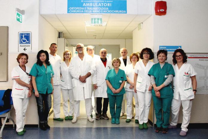 Ortopedia e Traumatologia Terni