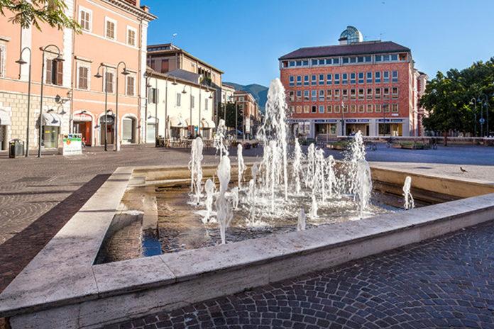 terni piazza comune