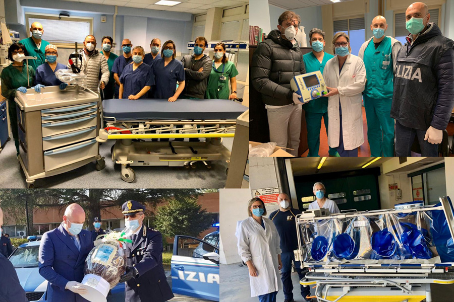 Ospedale terni donazioni