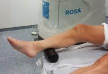 ginocchio protesi