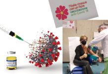 Fioriti vaccino Covid