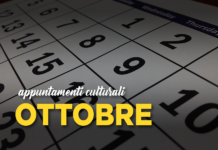 TERNI APPUNTAMENTI Ottobre